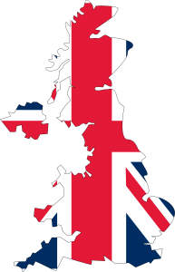 United-Kingdom-Flag-Map