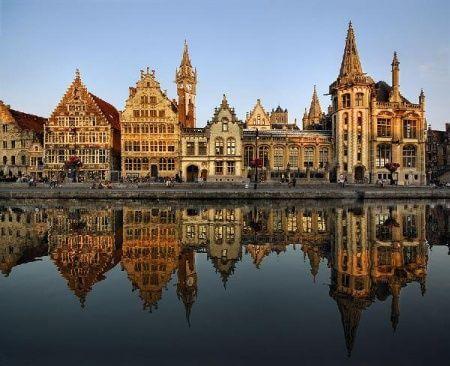 визовый центр Бельгии