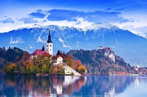 Визовый центр Словении
