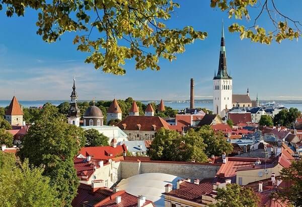 визовый центр эстонии