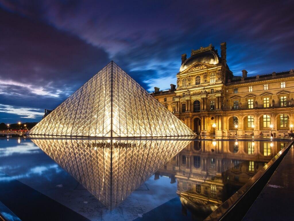 париж виза