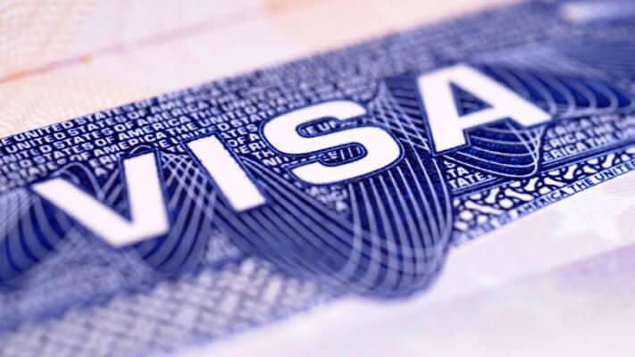 список документов для визы