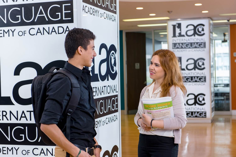 языковая школа ILAC