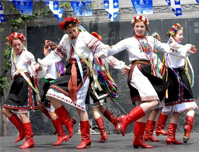 украинцы в Манитобе