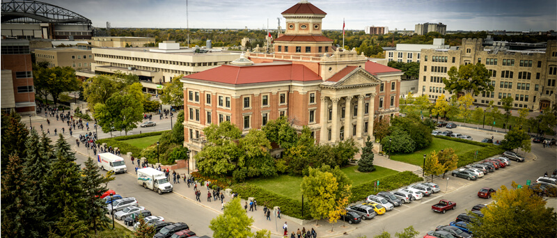University of Manitoba Campus
