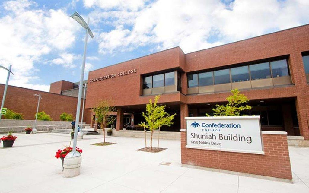 колледж конфедераций канада