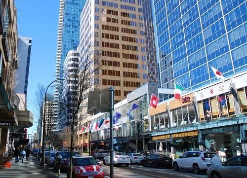 иммигрировать в Ванкувер