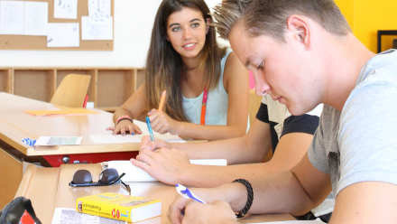 Языковые курсы в Швейцарии