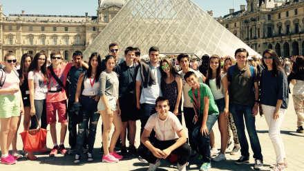 Французский язык в Париже