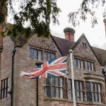 Adcote School в Великобритании