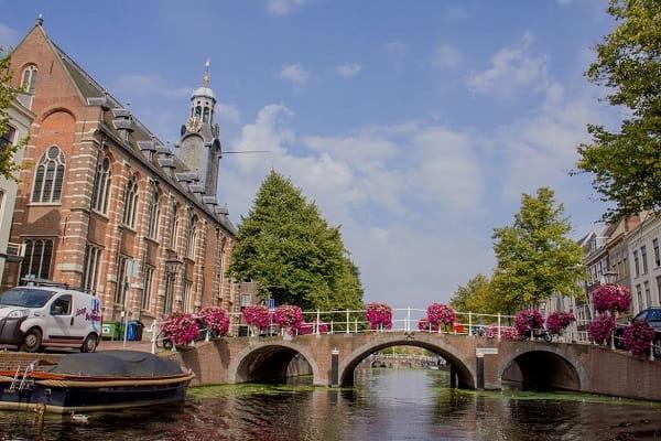 Обучение в Голландии